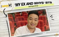 'My Ex and Whys' BTS with Ryan Bang!