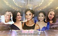 11 stylish female personalities at the Miss Universe Governor's Ball