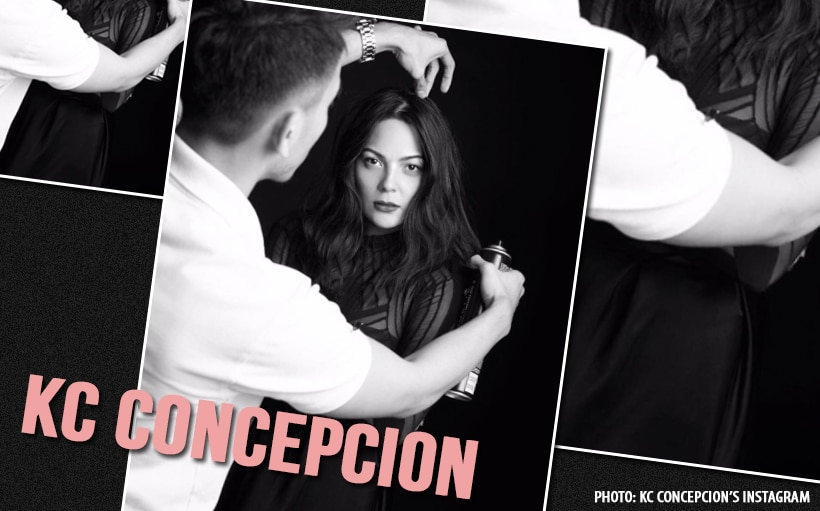 KC Concepcion shares feelings about being an iconic woman
