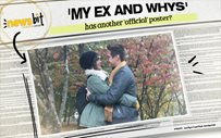 'My Ex and Whys' has another 'official' poster?