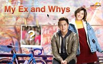 Yey! More 'My Ex and Whys' BTS photos with LizQuen