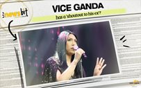Vice Ganda has a 'shoutout to his ex'?