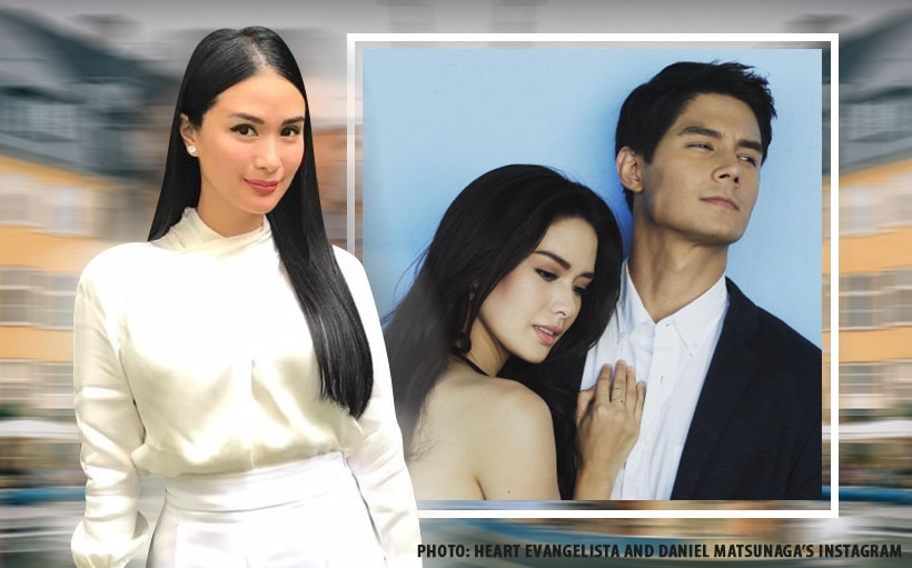 Gary Valenciano On Jim Paredes Video Scandal It S Not: Heart Gets Asked About Daniel, Erich