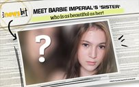 Meet Barbie Imperial's 'SISTER' who is as beautiful as her!