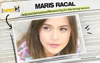 Maris Racal dedicates International Women's Day for this 'strong' woman