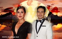 Despite 'misquoted' statement, Piolo's relationship with Shaina remains 'healthy'