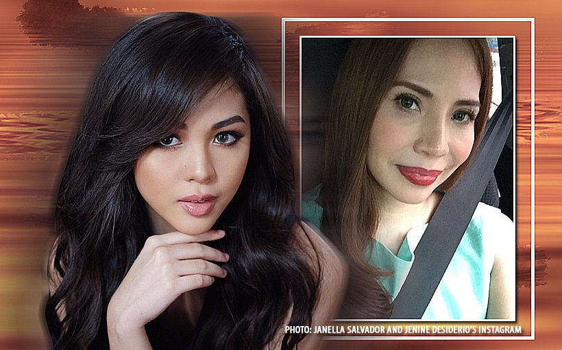 Gary Valenciano On Jim Paredes Video Scandal It S Not: Janella Salvador Victim Of Debit Account Theft; Loses More