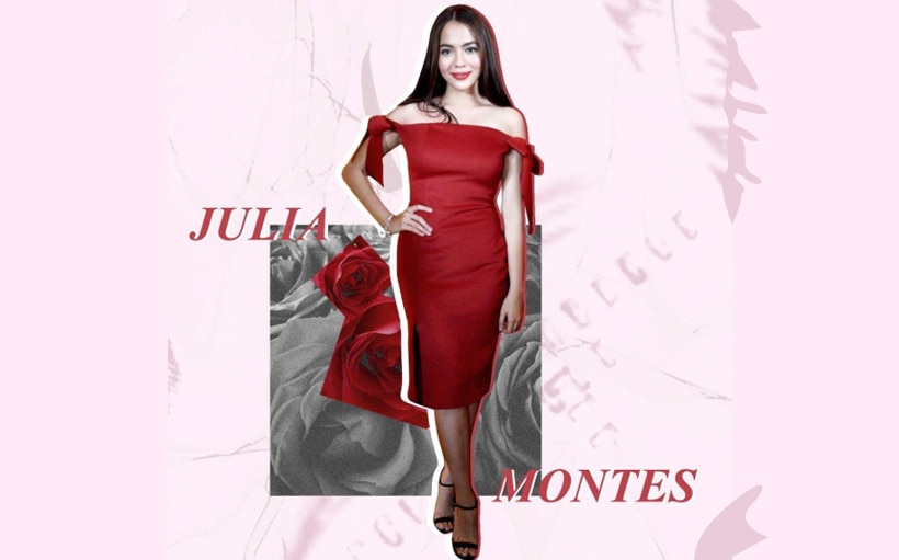 An inspiration and a dream, the one and only. Julia Montes.