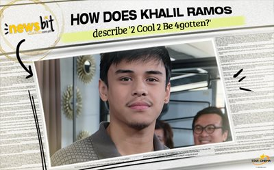 How does Khalil Ramos describe '2 Cool 2 Be 4gotten?'