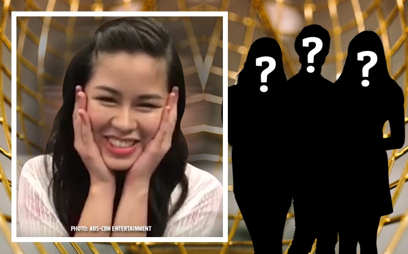 Kisses gushes about her favorite celebs!