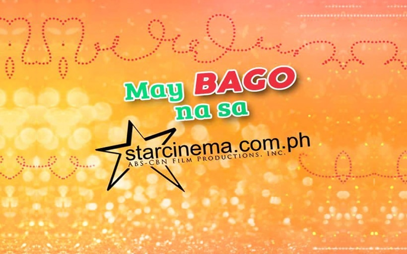 The new Star Cinema website is now up