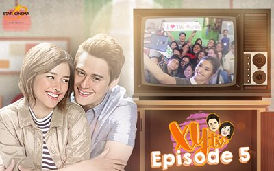 'XYTV' RECAP: Backstage 'ganaps' with LizQuen + more in mall tours