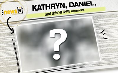 Kathryn, Daniel, and this HHWW moment