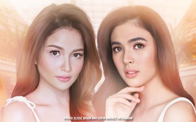 Sofia is proud of BFF Elisse's growing success