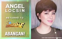 Angel Locsin is coming back to 'It's Showtime!'