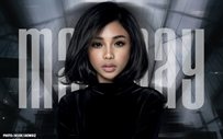Maymay Entrata makes her solo magazine cover debut