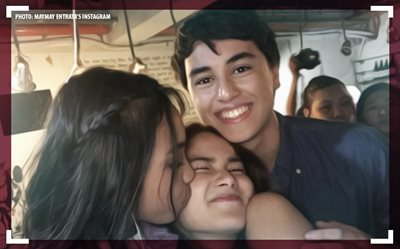 MayWard reunited with Elisse and it was beautiful