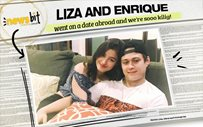 Liza and Enrique went on a date abroad and we're sooo kilig!