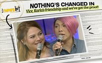 Nothing's changed in Vice, Karla's friendship and we've got the proof!