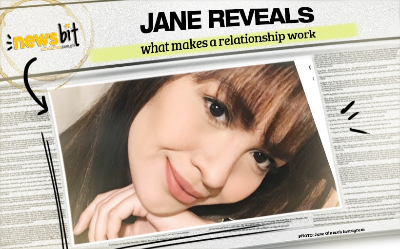 Jane reveals what makes a relationship work | Star Cinema
