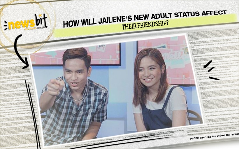 How will JaiLene's new adult status affect their friendship?