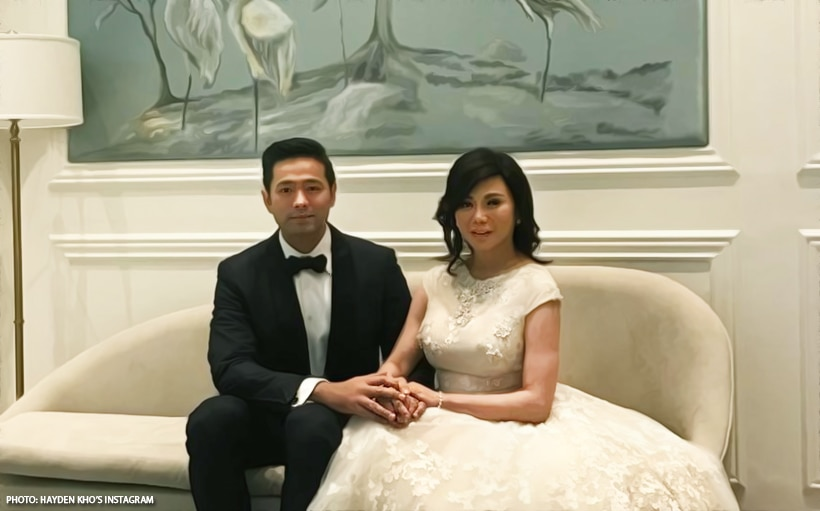 Image result for vicki belo and hayden kho pic
