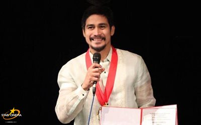 Cameras roll again for Piolo-Toni and we're so excited!