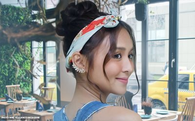 Kathryn reveals favorite scene in 'Can't Help Falling In Love'