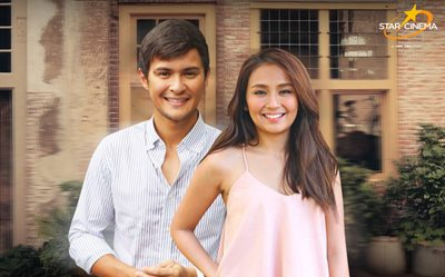 Matteo finds Kathryn BEAUTIFUL!