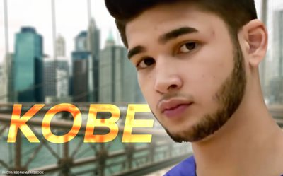 Kobe Paras gets featured on FOX College Sports