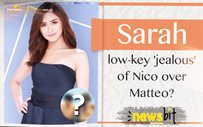 Sarah low-key 'jealous' of Nico over Matteo?