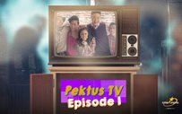 'PEKTUS TV' Episode 1: See Kim and Ryan's cute chemistry!
