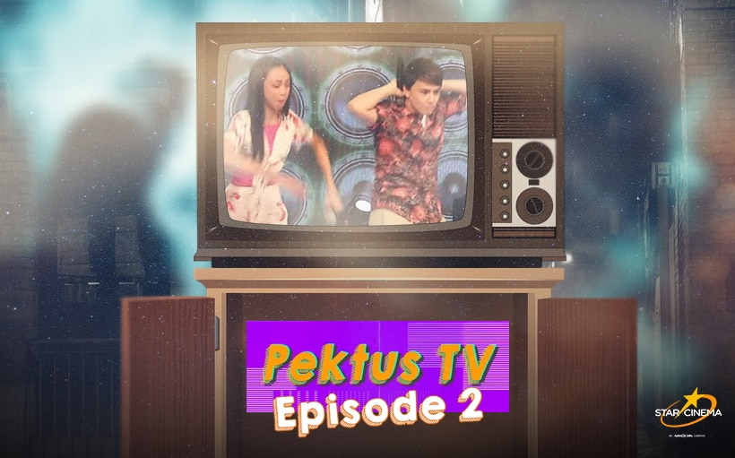 'PEKTUS TV' Episode 2: MayWard, game na game magpakilig!