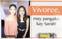Vivoree, may pangako kay Sarah!