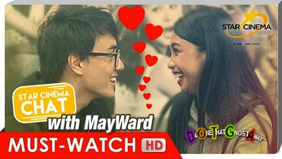 OMG! Maymay, nag-I love you kay Edward sa Star Cinema Chat?!