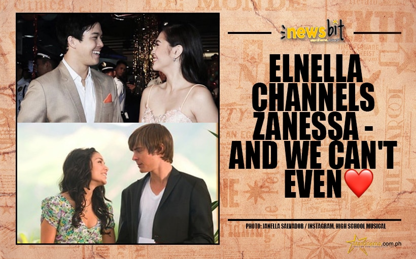 ElNella channels Zanessa - and we can't even ❤