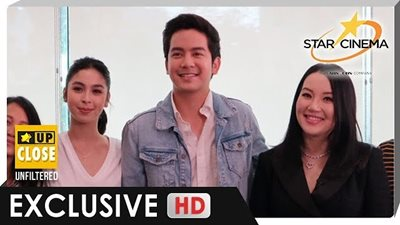 EXCLUSIVE | Kris, may warning agad kay Joshua sa kanilang first meeting?!