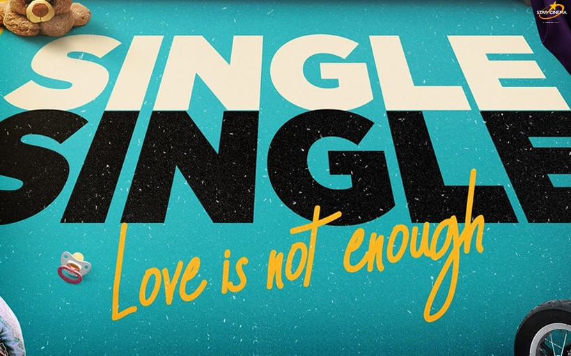 Check out the 'Single/Single' movie poster!