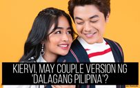 KierVi, may couple version ng 'Dalagang Pilipina'?