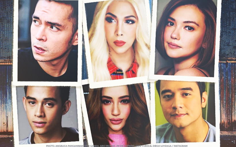 COMPILED: Vice, JM, Arci, Jessy + more celebrities and their tattoos!