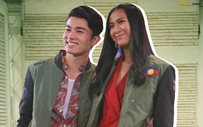 PHOTOS: LouDre's sweetest moments at the 'PBB Otso' Media Con!