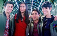 PHOTOS: 'PBB Otso' Big Four reunite with former housemates!