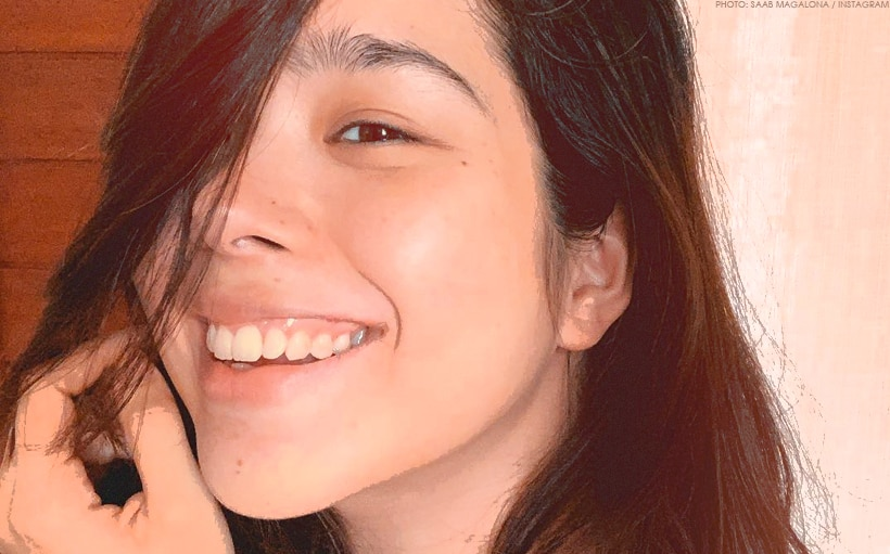 Saab Magalona, pregnant with second baby