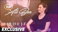 Bea Alonzo answers questions about love, family, friends + more in Dear Ate Bea