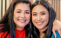 WATCH: Regine Velasquez sheds tears during duet with Sarah Geronimo