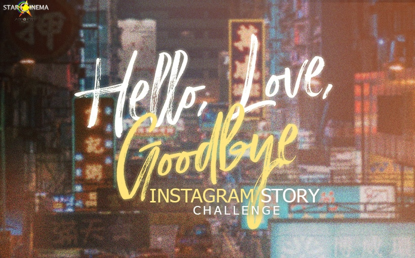 'Hello, Love, Goodbye' dares you to take the #HLGChallenge!