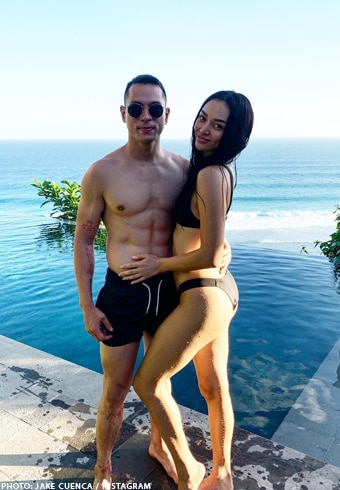 Kylie Verzosa and Jake Cuenca vacation together 1