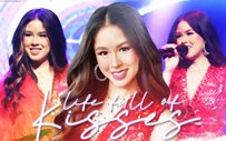 PHOTOS: Kisses Delavin's confidence could kill in 'A Life Full of Kisses' concert!