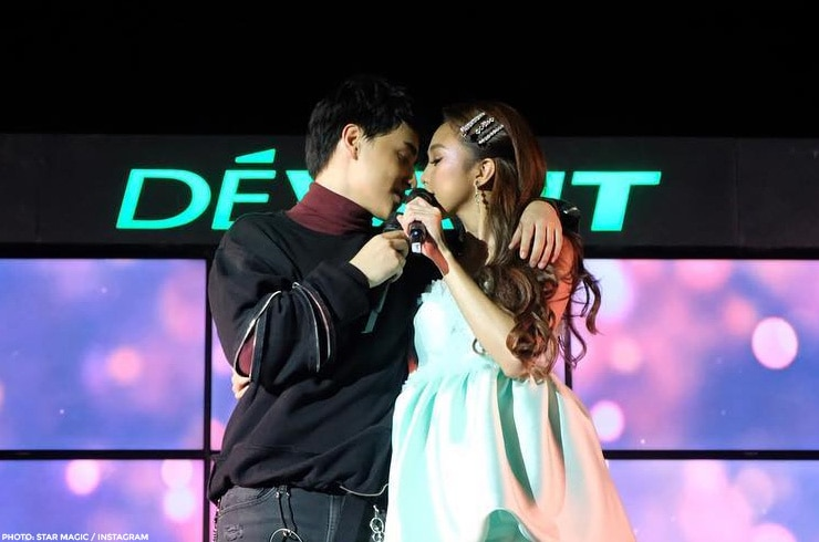 MayWard: MayWard made the fans go gaga with their production numbers 1