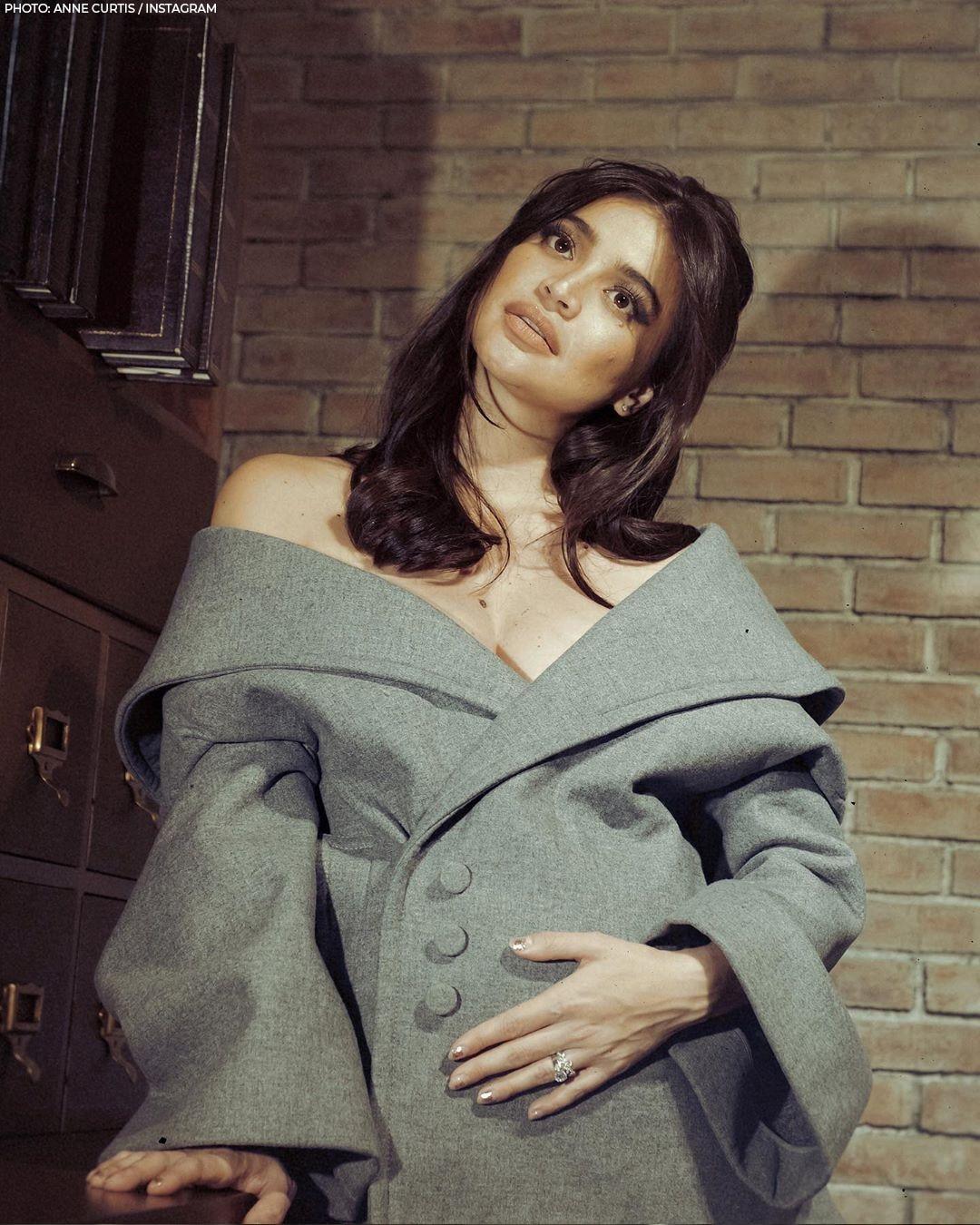 Anne Curtis' beautiful pregnancy photos